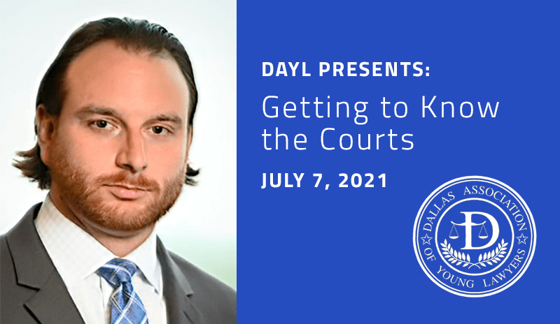 FBFK Attorney Helps Young Lawyers Navigate the Nuances of Dallas Appellate Courts