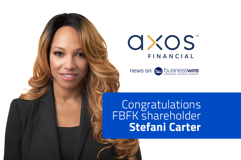 Axos Announces the Election of Stefani Carter as an Independent Member of the Board of Directors